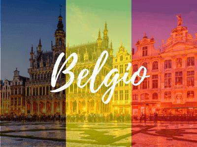 esplora il belgio